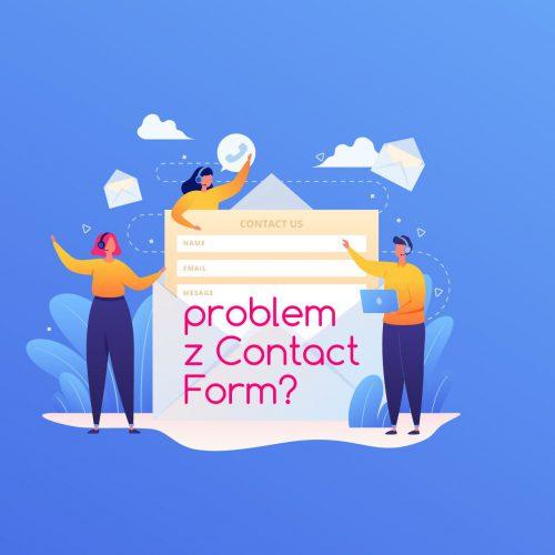 contact form konfiguracja