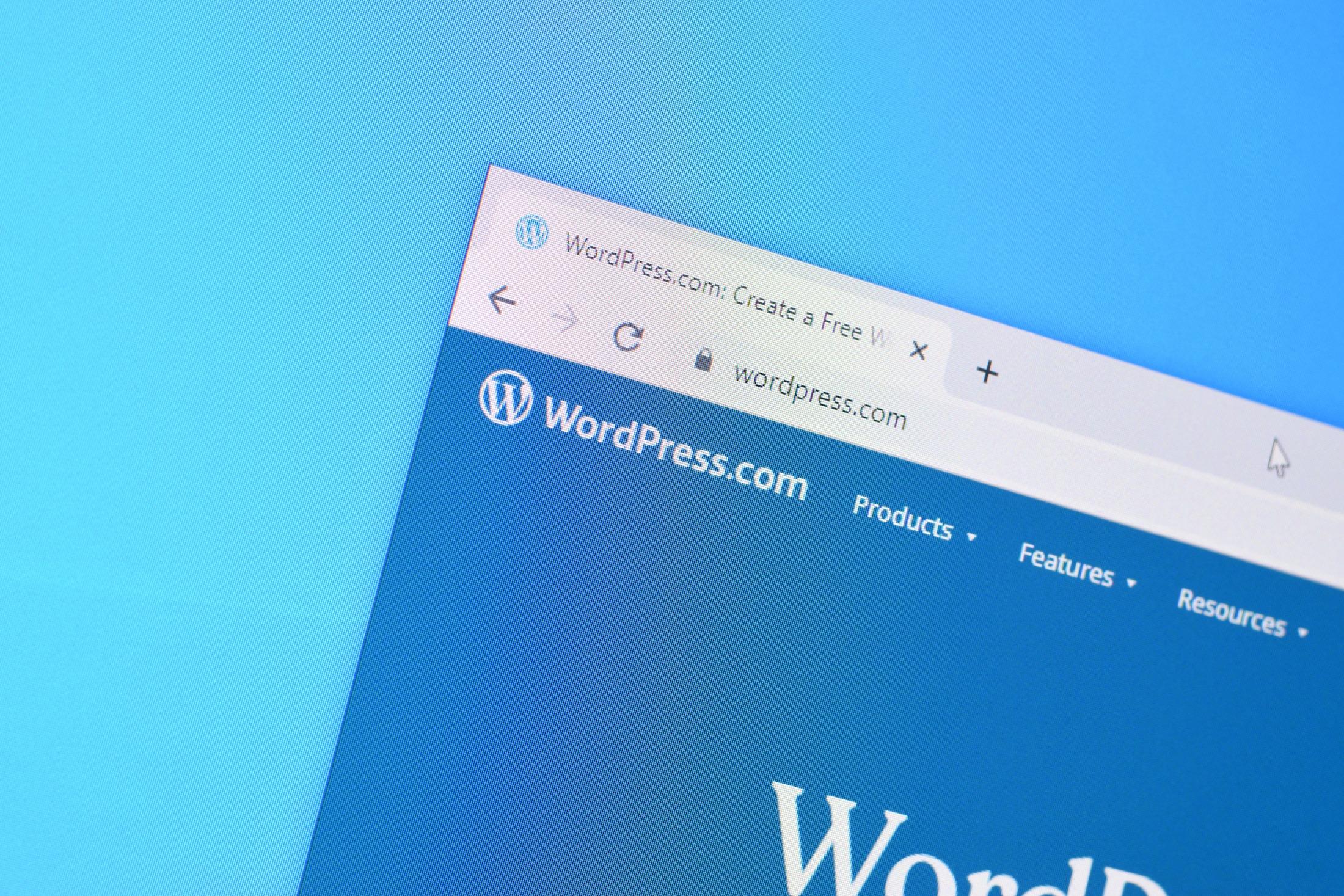 Jaki szablon WordPress wybrać?
