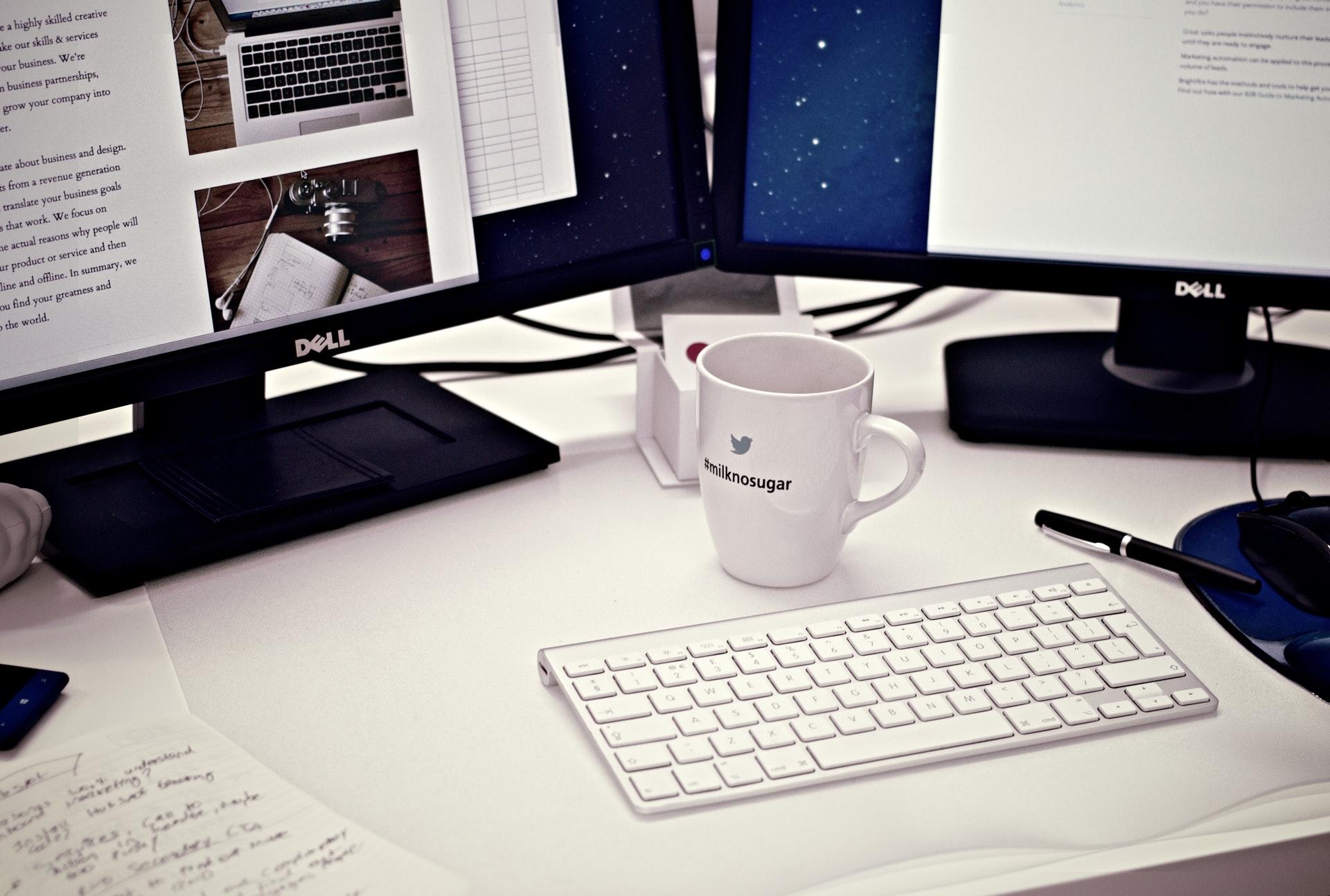 wypróbuj firmowego bloga